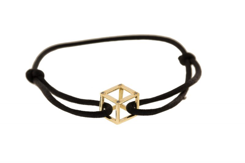 Cube | Customizable Big Cube bracelet | Unisex