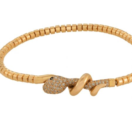 Snake | Rose Gold Bracelet | For Women
